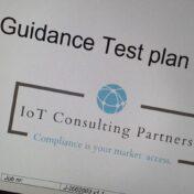 IoT testplan